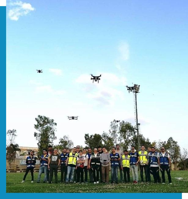 Network piloti droni/APR